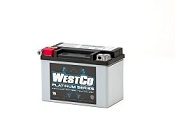 SEALED VRLA, AGM, 12V 8AH, 120 CCA, NON-HAZARDOUS NON-SPILLABLE BATTERIES