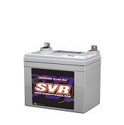 SEALED VRLA, AGM, 12V 35AH, NB, NON-HAZARDOUS NON-SPILLABLE BATTERIES